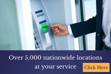 Find an USMFCU ATM or Shared Branch